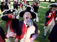 The Plymouth Fife and Drum Corps